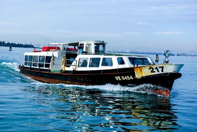 Boat italy venice.