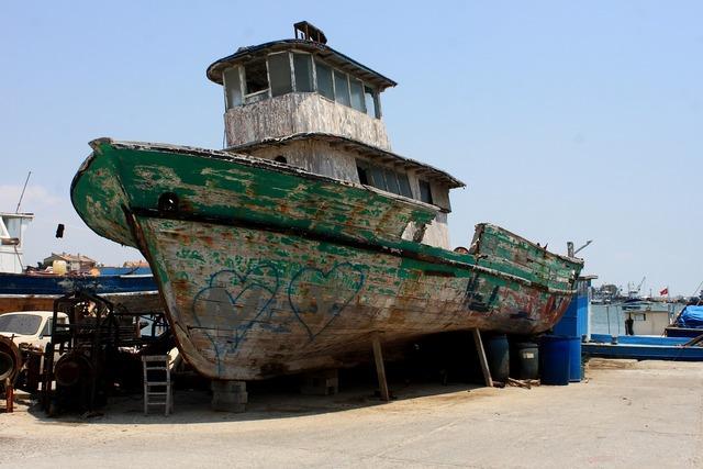 Boat marine fisherman, travel vacation.