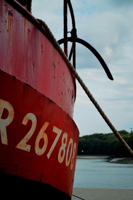 Boat ship navigation.