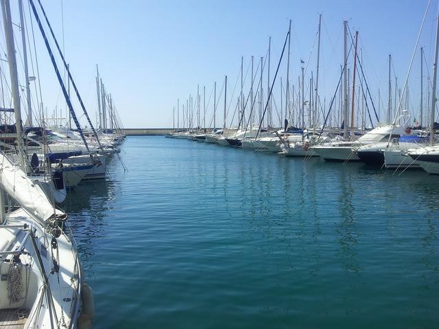 Boats sea italy.