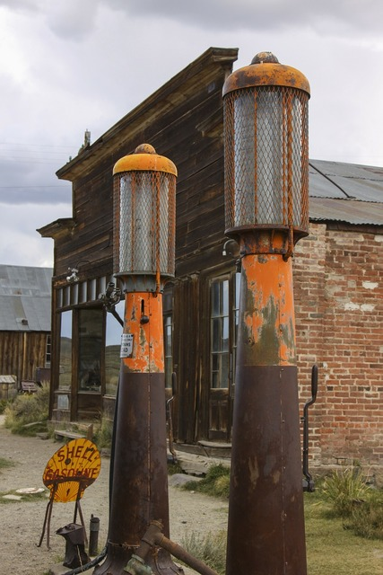 Bodie gold rush gold.