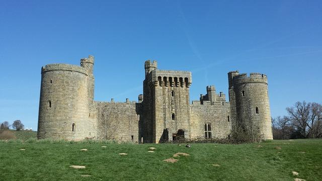 Bodium castle sussex, architecture buildings.
