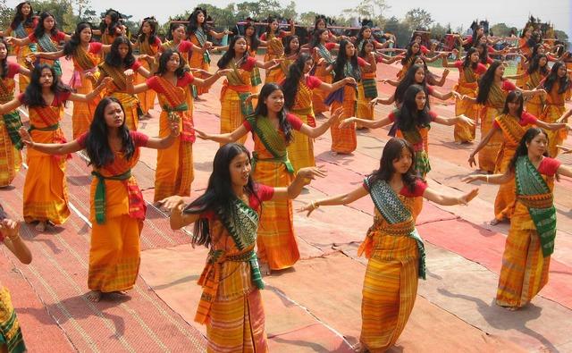 Bodoland india women, sports.
