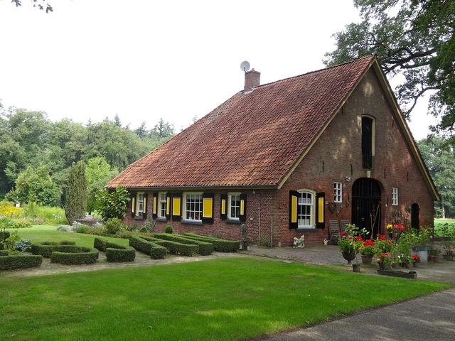 Boerderij wegdammerweg house, architecture buildings.