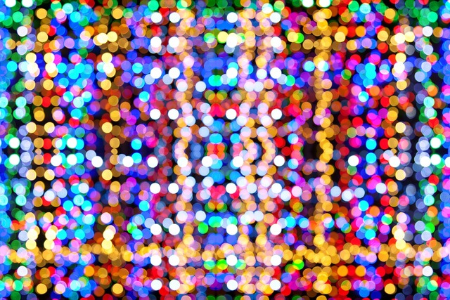 Bokeh abstract background, backgrounds textures.