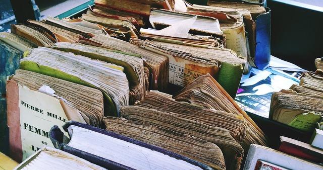 Books antiquariat used books.
