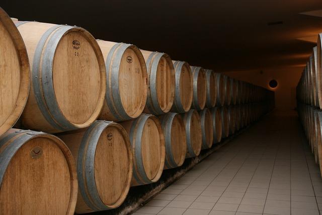 Bordeaux france winery.