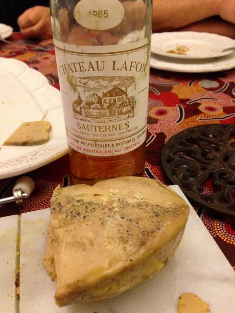 Bordeaux wine sauternes.