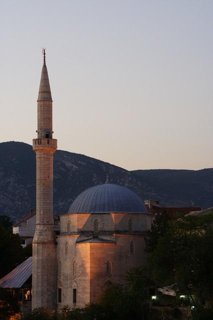Bosnia and herzegovina herzegovina mostar, religion.