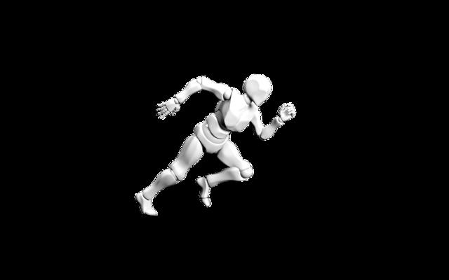 Bot droid cyborg.
