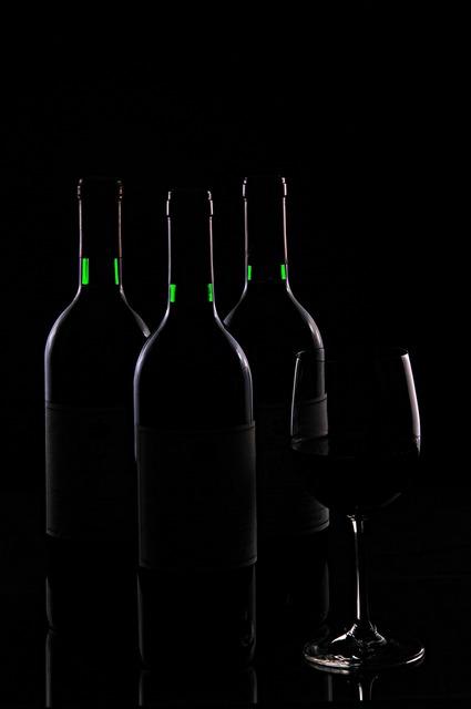 Bottle beverage wine, food drink.