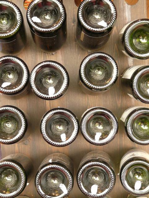 Bottles wine wines.
