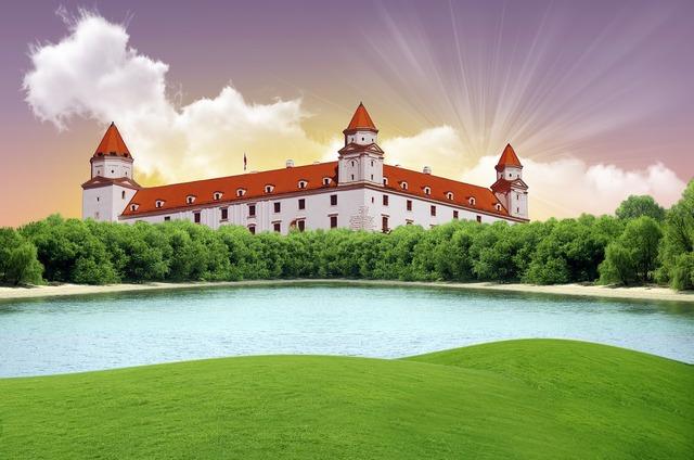 Bratislava colors graphic.