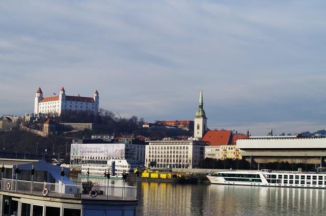 Bratislava danube slovakia.