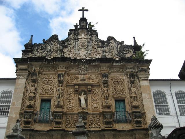 Brazil church history, religion.
