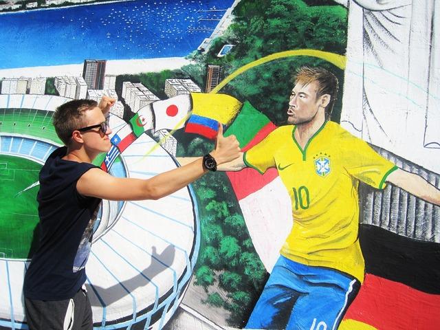 Brazil germany götze against neymar rio, sports.