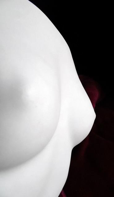 Breast female woman, beauty fashion.