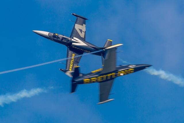 Breitling jet team aero l-39 albatros.