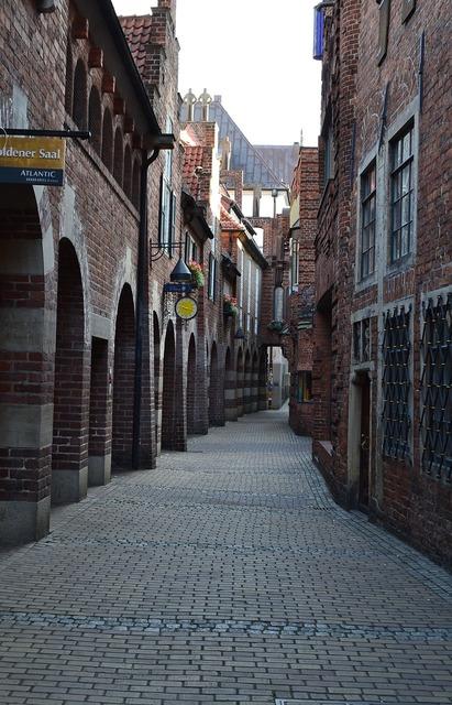 Bremen hooper street old town.