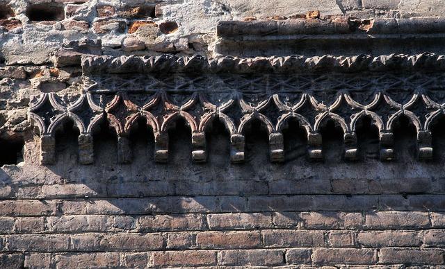 Brick aging architecture, architecture buildings.