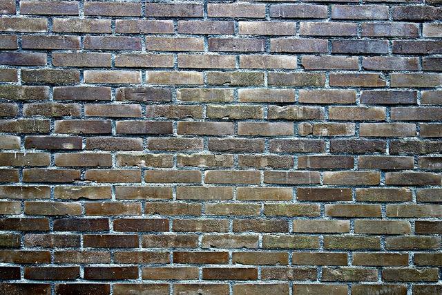 Brick wall brick wall, architecture buildings.