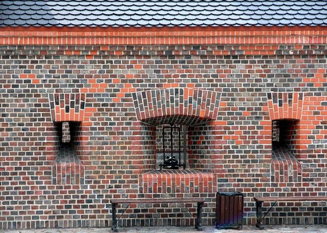 Brick wall wall lattice, backgrounds textures.
