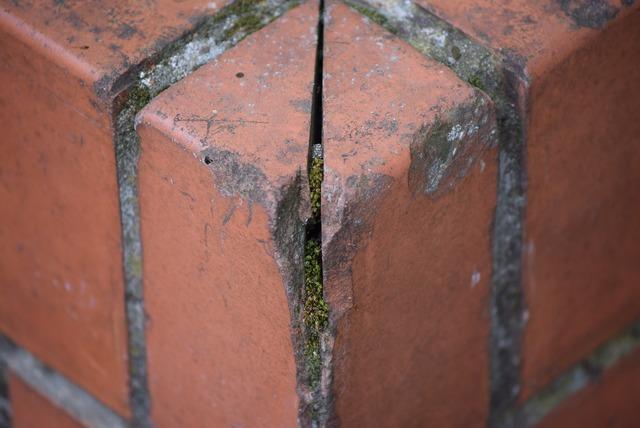 Bricks wall lombardy.
