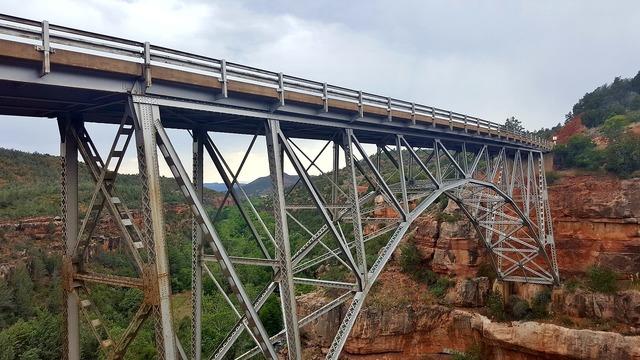 Bridge arizona usa.