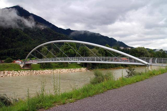 Bridge construction construction steel bridge, architecture buildings.