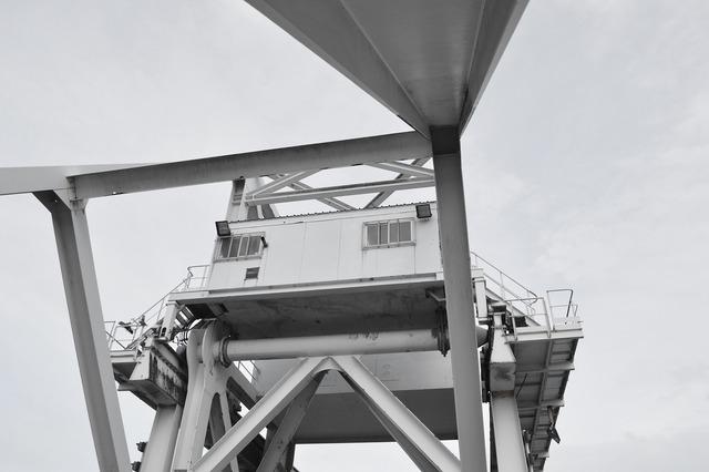 Bridge pegasus bridge grey.