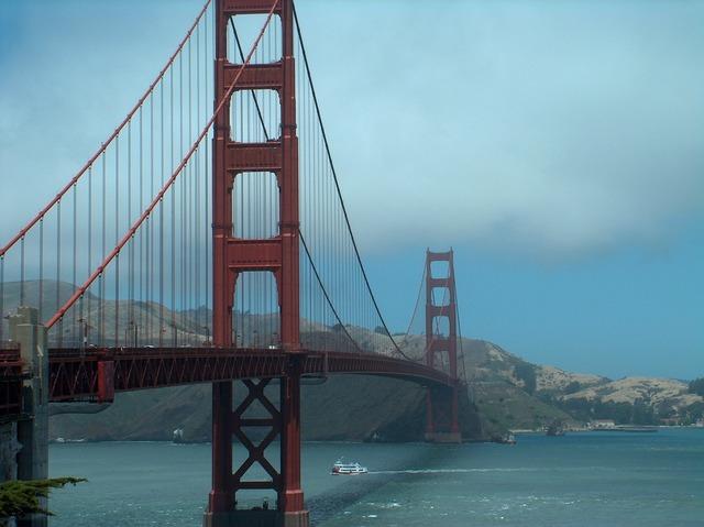 Bridge san francisco summer.