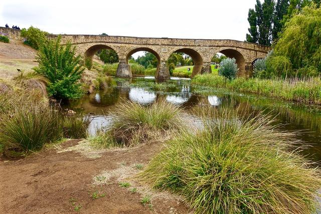 Bridge stone richmond, places monuments.