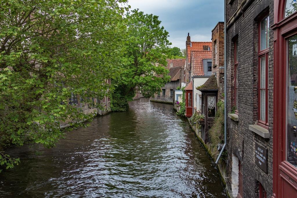 Bruges belgium historically.