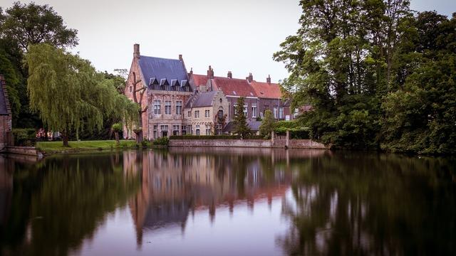 Bruges belgium romantic.