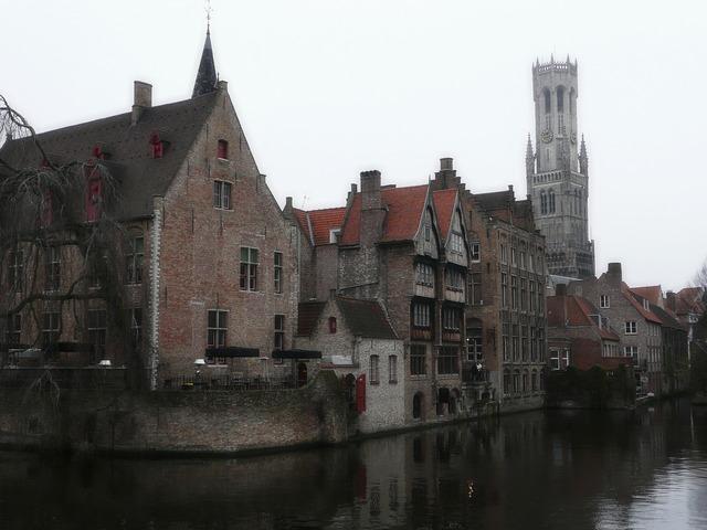 Bruges brugges bruges belgium.