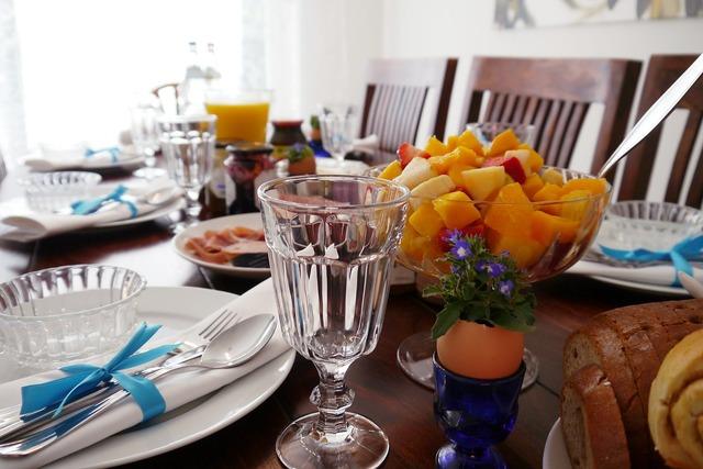 Brunch easter brunch table decoration, food drink.