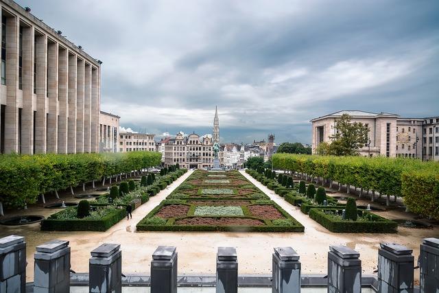 Brussels europe belgium.