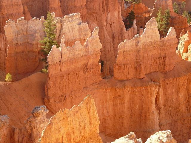Bryce canyon canyon bryce canyon national park, nature landscapes.