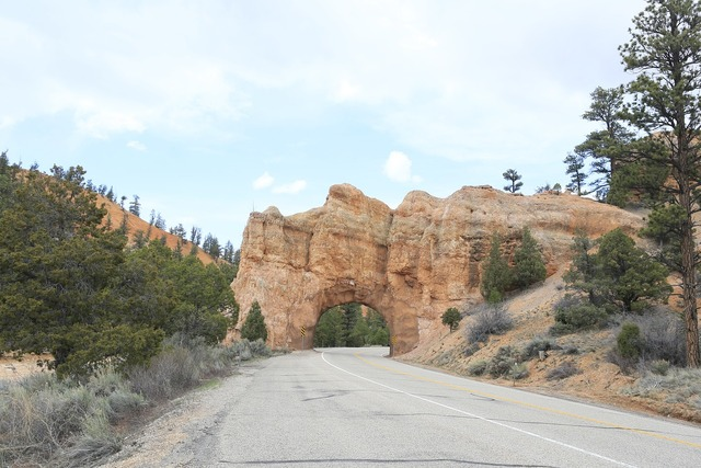 Bryce canyon the west utah.