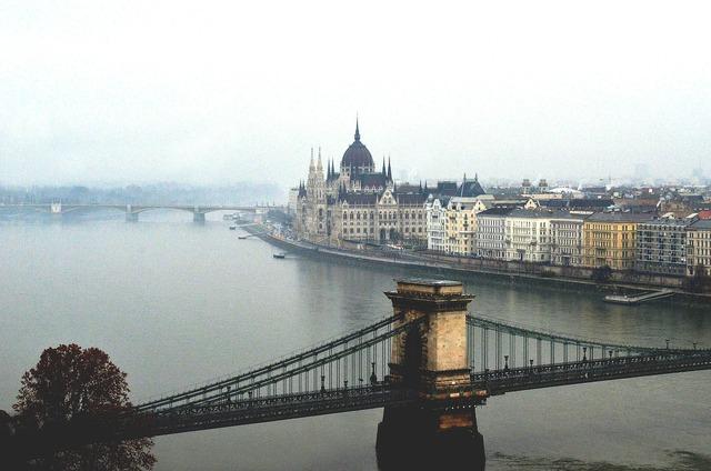 Budapest black and white metro, nature landscapes.