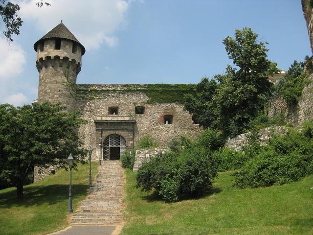 Budapest hungary castle.