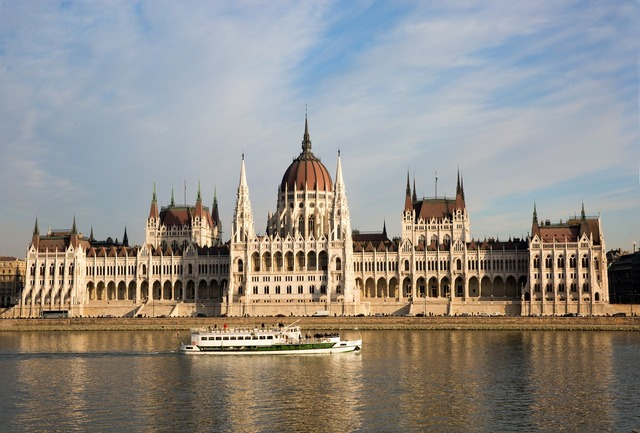 Budapest hungary parliament, architecture buildings.
