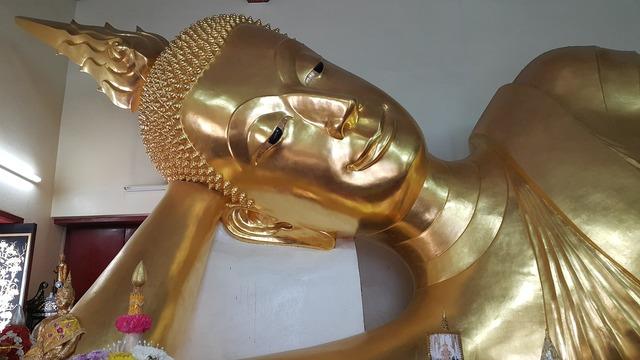 Buddha buddha statue gold, religion.