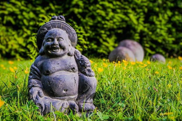 Buddha focus buddha feng shui, religion.