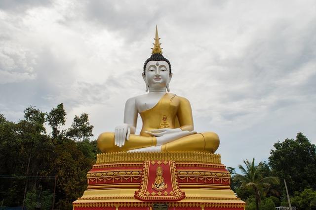 Buddha statue soul religion, religion.