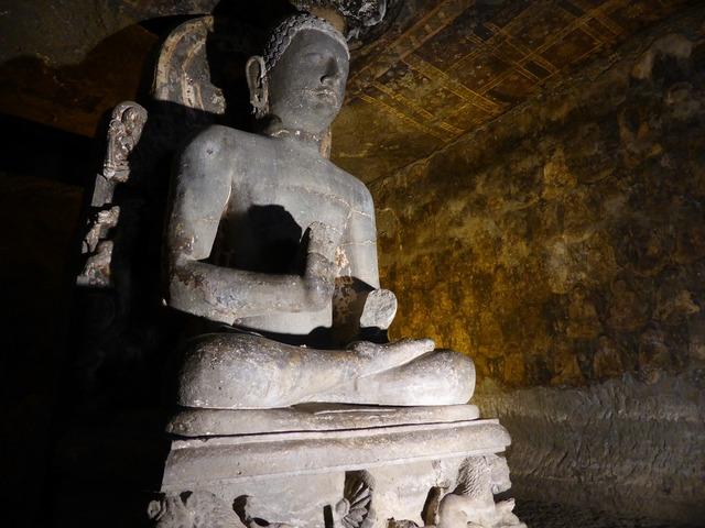 Buddhism buddhist cave, religion.