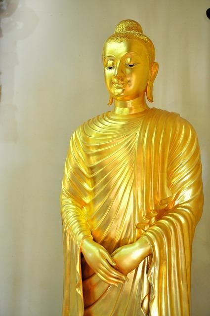 Buddhism temple wat, religion.