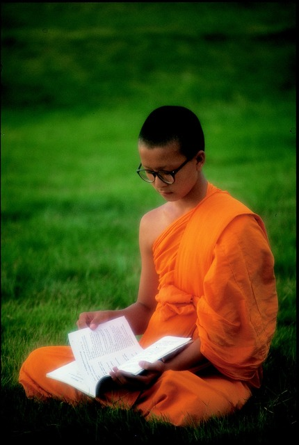 Buddhist learn wat, education.