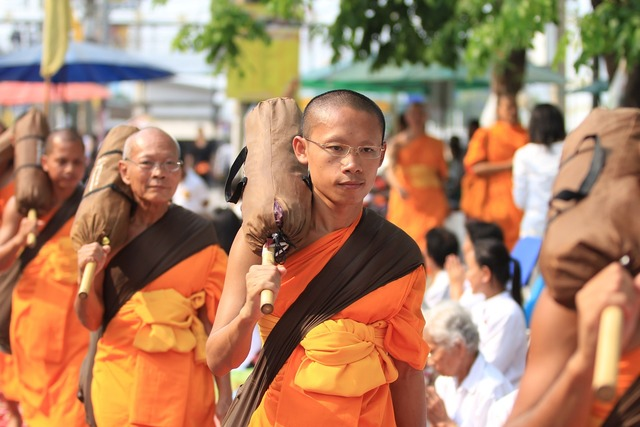 Buddhists monks buddhism, religion.