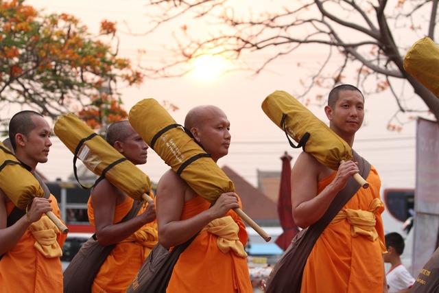 Buddhists monks buddhism, religion.